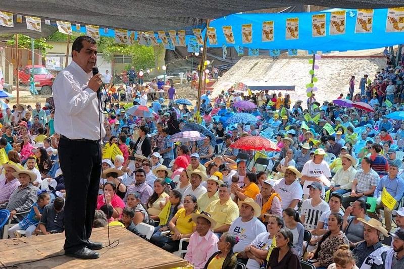 En promedio una persona muere al día por hambre en México: Elías Ibarra