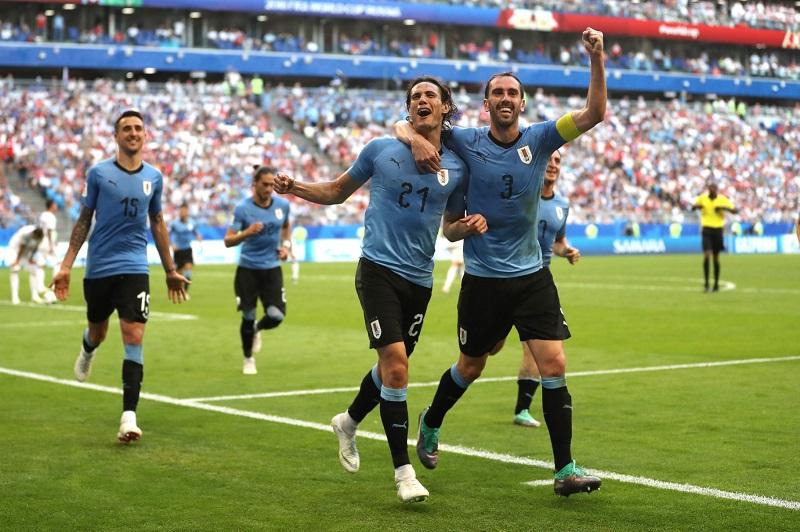 Uruguay no ganaba una etapa de grupos de un torneo con tres victorias en tres partidos (sin goles en contra) desde hacía 101 años (en la Copa América de 1917)