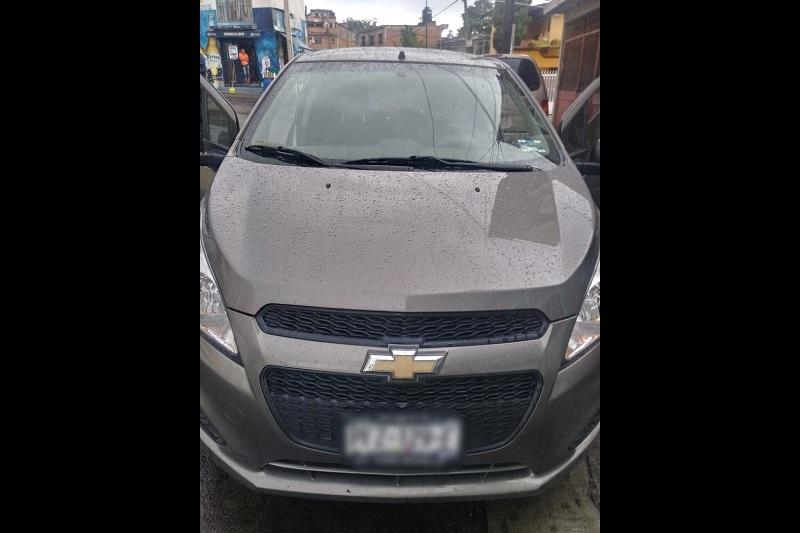Durante la desaparición se implementó la alerta Amber en medios de comunicación y redes sociales, logrando ubicar el vehículo sobre la calle Martín Luis Guzmán de la colonia Peña Blanca al sur de la capital
