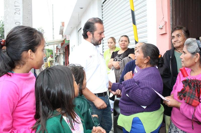 Vecinos de la colonia Solidaridad se dicen hartos de las actuales autoridades municipales independientes