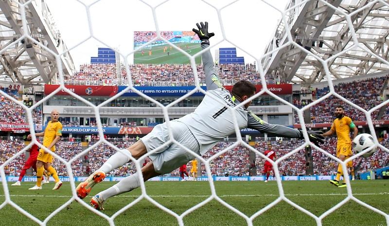 Sin nada en juego, Perú jugó más liberado y de manera más inteligente que en sus dos primeros encuentros