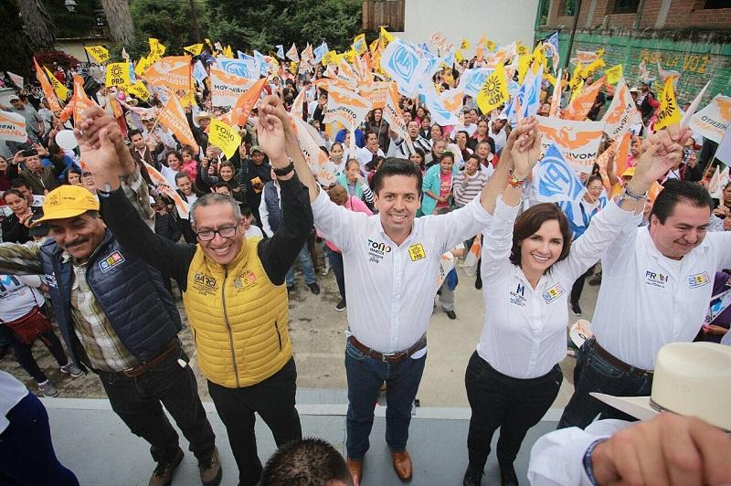 Toño García aseguró que él tiene el perfil apto para defender a Michoacán en el debate nacional, ser un representante de la lucha social y un vínculo entre los niveles de gobierno para gestionar iniciativas y políticas públicas