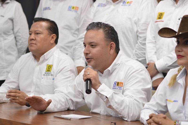 Las propuestas de campaña no son únicamente por posturas electorales, son necesidades a resolver de inmediato: Carlos Quintana