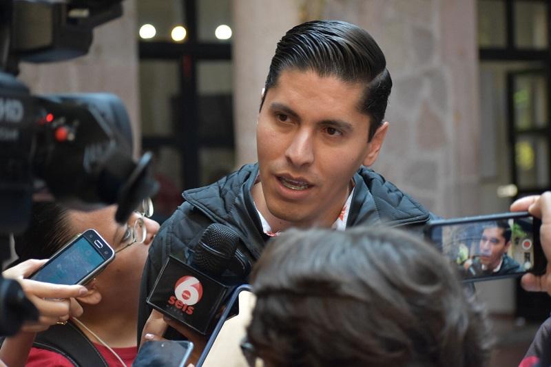 """El dirigente de Movimiento Ciudadano en la entidad remarcó que ya """"no podemos permitir que suceda lo de hace unos años, en donde existían representantes populares con vínculos con la delincuencia organizada"""""""