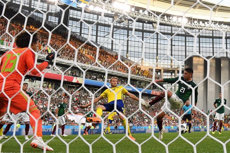 Con estos marcadores, México jugará el próximo lunes en Samara contra el primer lugar del grupo F