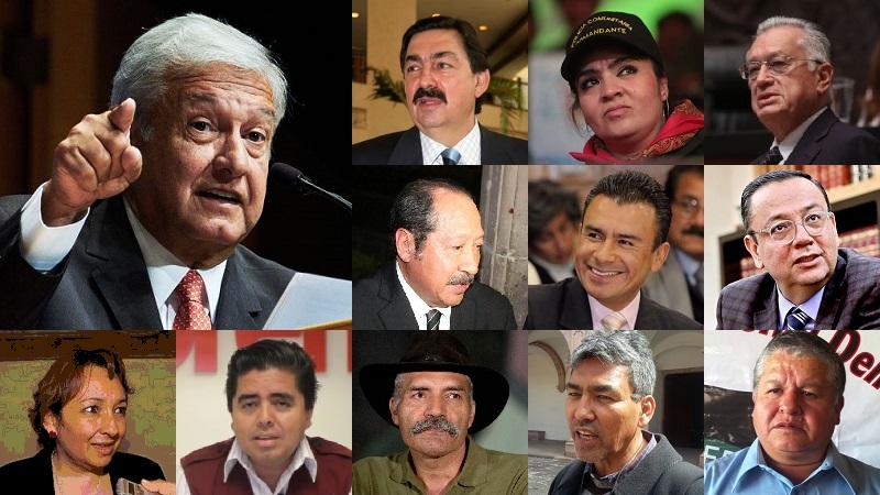 ¿Será que en esos personajes –y otros muchos también con historiales negativos- podemos confiar el futuro de Michoacán y del país?