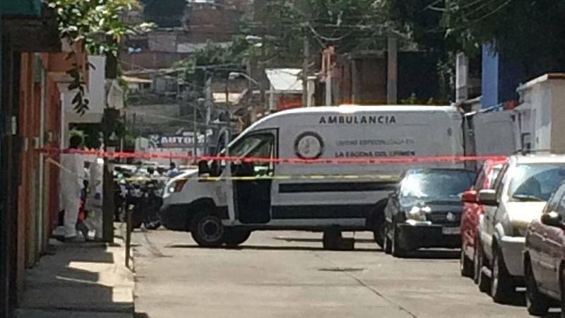 Al lugar acudieron elementos de la Policía Michoacán así como paramédicos los cuales confirmaron que la persona ya había fallecido debido a las lesiones que presentaba, quedando acordonada el área