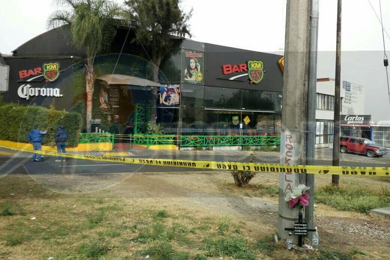 """Entre los involucrados se encuentra, Víctor Manuel """"N"""", quien, de acuerdo a los indicios recabados, fue la persona que detonó el arma de fuego en siete ocasiones, siendo uno de estos disparos el que privó de la vida al trabajador"""