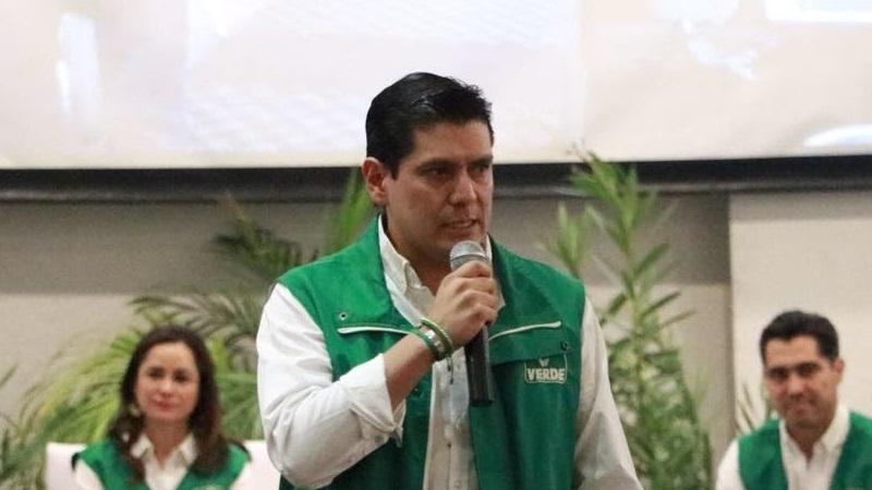 """""""La fiesta de la democracia ya terminó, pido a los partidos políticos, candidatas y candidatos que respetemos los resultados, y donde se haya presentado alguna anomalía acudamos a las instancias e instituciones y no de manera personal"""", indicó Núñez Aguilar"""