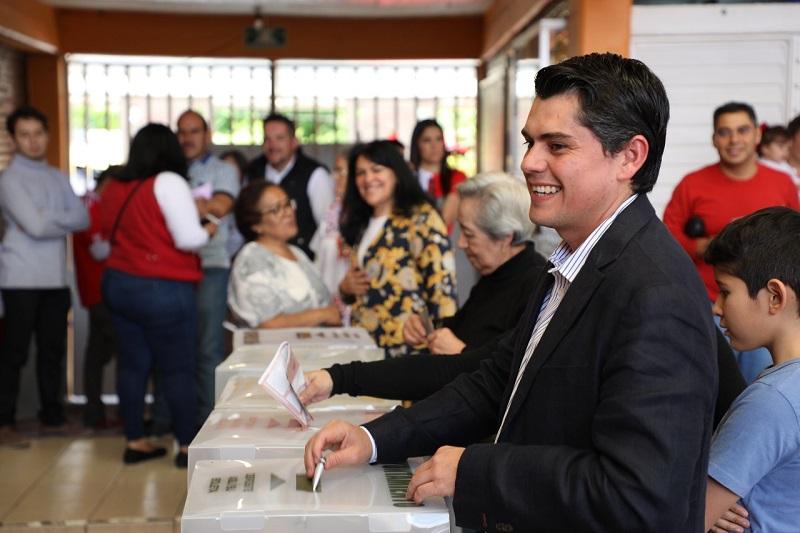 Toño Ixtláhuac criticó la usual costumbre de que en cada proceso electoral la mayoría de las casillas no sean instaladas en su tiempo
