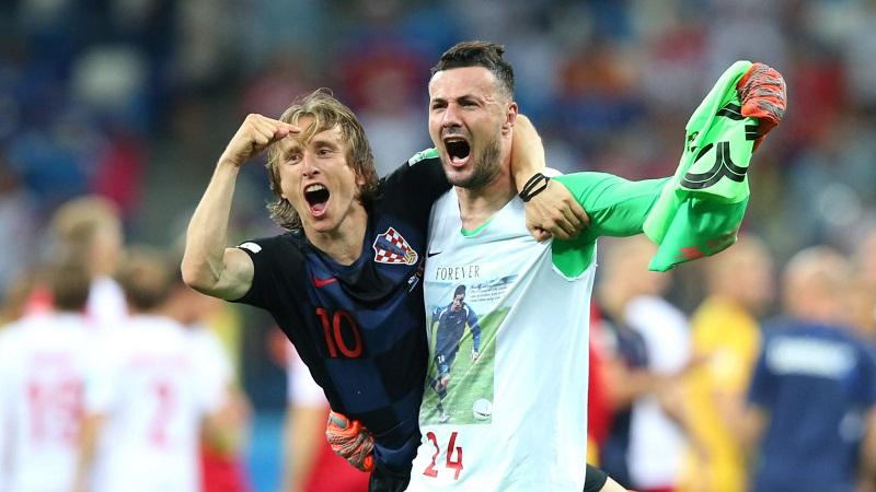 En un Mundial marcado por los goles a última hora, este Croacia-Dinamarca registró el empate inicial más veloz de la historia. Nunca antes se había visto que en el minuto 4 de un partido el marcador fuese ya de 1-1.