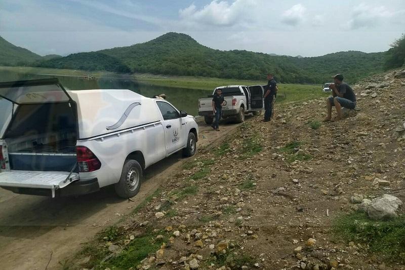El cuerpo fue rescatado por compañeros, tomando conocimiento la Fiscalía Regional para trasladarlo al Servicio Médico Forense
