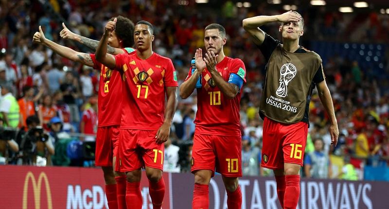 En cuartos de final de la Copa Mundial de la FIFA Rusia 2018 lo espera nada menos que Brasil