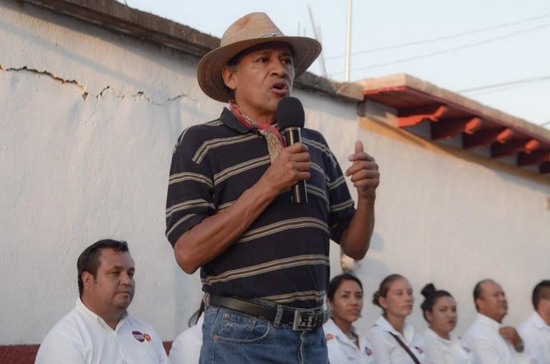 El morenista lleva ventaja de 5 mil 221 votos al candidato más cercano, José Luis Vega Torres, candidato del Partido de la Revolución Democrática (PRD) y el Partido Verde, quien en el último corte suma 14 mil 424 votos