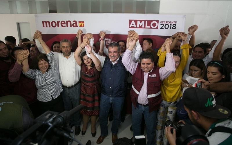 """""""Si las cosas se confirman por esta opción, estaremos a la altura de las circunstancias"""", finalizó Raúl Morón Orozco"""