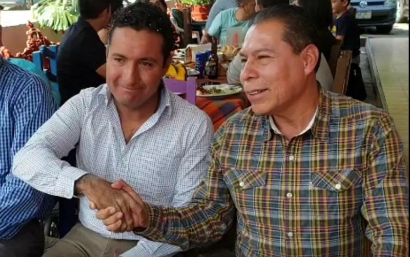 Márquez Tinoco se comprometió a trabajar por el bien de todos los michoacanos y a integrar algunas de las propuestas legislativas del candidato del PRI