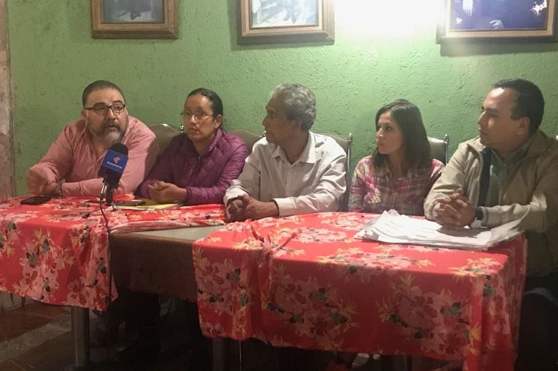 En rueda de prensa, los representantes políticos detallaron que los morenistas y petistas tienen al menos tres denuncias en su contra ante la Fepade, mientras que el 70% de las casillas presentan observaciones