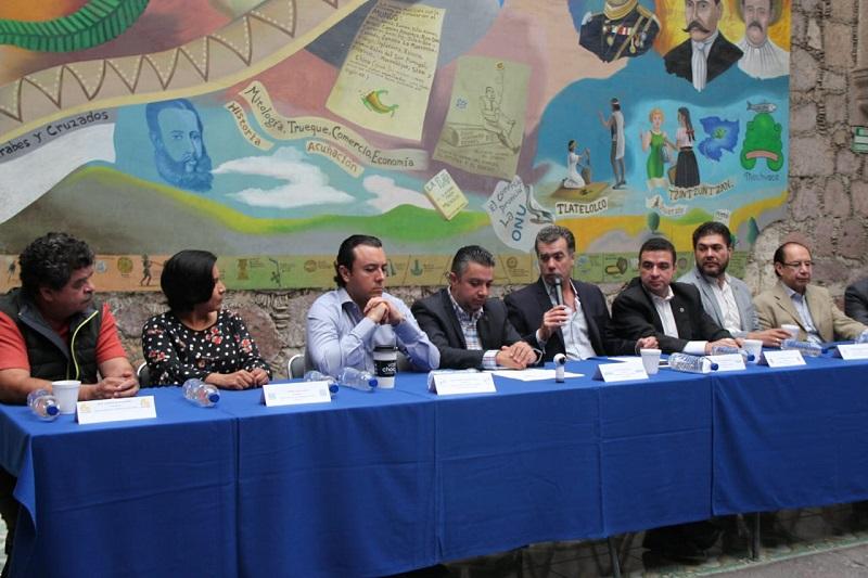 A continuación, ATIEMPO (www.atiempo.mx), su portal de noticias y denuncias por internet, reproduce de manera íntegra el posicionamiento al cual dieron lectura los empresarios michoacanos