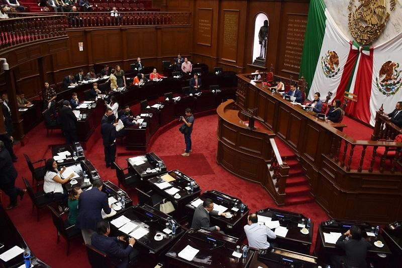 Cabe señalar que una vez concluido el término constitucional, sólo el Ayuntamiento de La Piedad informó sobre el resultado de su votación es La Piedad, el cual fue en el sentido de aprobar la Minuta de Decreto