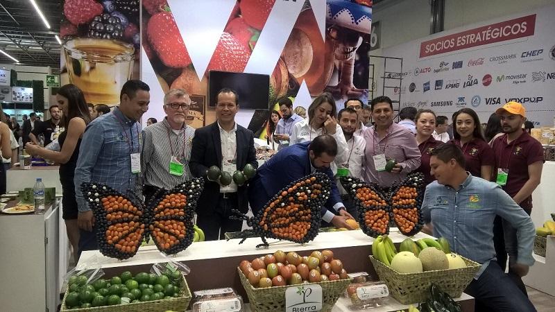 Michoacán invita a productores a participar y mostrar al mundo el potencial hortofrutícola de la entidad y su gran diversidad productiva