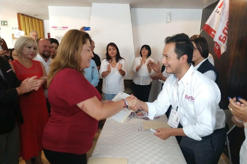 Portillo Ayala agradeció el respaldo de su familia, su equipo de trabajo, brigadistas, los elementos de la estructura territorial en el distrito y a las dirigencias de los partidos Morena y del Trabajo