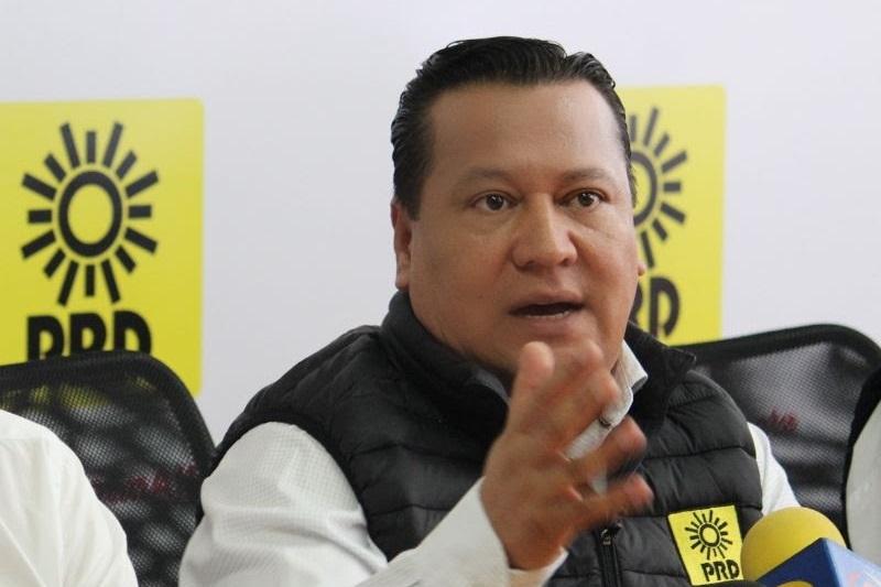 García Avilés, llamó a las distintas fuerzas políticas a que se unan a esta convocatoria de colaboración por el bien de los michoacanos