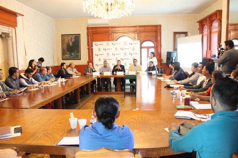 El titular de la ProAm, Juan Carlos Vega, señaló la importancia de que los tres órdenes de gobierno mantengan una estrecha coordinación y doten al personal de los conocimientos para la aplicación adecuada de la ley ambiental