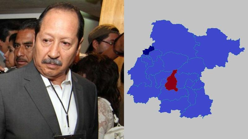 Aunque fue ayudado indudablemente por el efecto López Obrador, Leonel Godoy fracasó en su incursión en Guanajuato, donde intentó sin éxito replicar los éxitos del Morena de otros estados