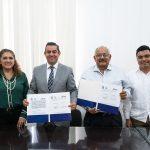 Daniel Chávez García puntualizó en la importancia de la entrega de la información en los procesos de entrega-recepción de las administraciones públicas municipales