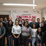 Actualmente existen 4 Escuelas de Debate en el País, CDMX, Hidalgo, Morelos y Michoacán
