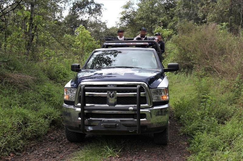 De enero a junio 339 rollos de madera fueron asegurados en la capital michoacana, mientras que en las regiones de Zitácuaro, Zamora y Uruapan se recabaron 143, 148 y 25 rollos más