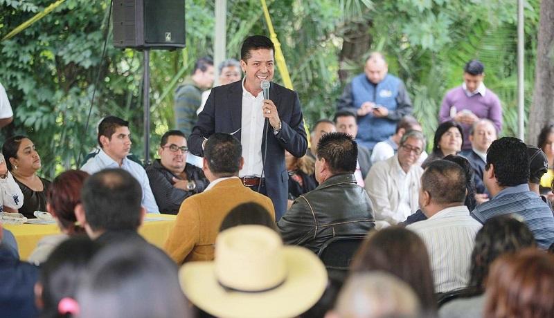 Toño García destacó que antes de comenzar el debate en la máxima tribuna, será necesario nutrirse de  la voz de los michoacanos y michoacanas para defender sus intereses