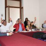 En reunión de trabajo, los diputados de las comisiones unidas eligieron a los tres perfiles que resultaron mejor evaluados durante las comparecencias realizadas el pasado 5 de julio