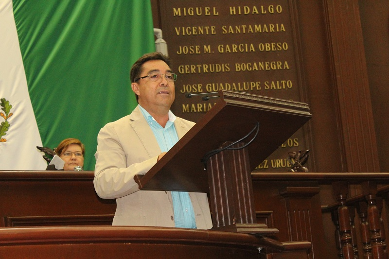 Que no quede en buenas intenciones el Sistema Estatal Anticorrupción, es indispensable dotarle de recursos económicos: Sergio Ochoa Vázquez