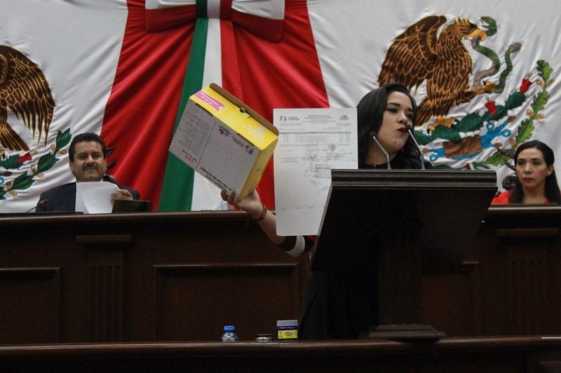 """""""Disipar toda hecho que pudiera constituir un delito, es fundamental para ganar la credibilidad de la ciudadanía"""", apuntó Xóchitl Ruiz"""