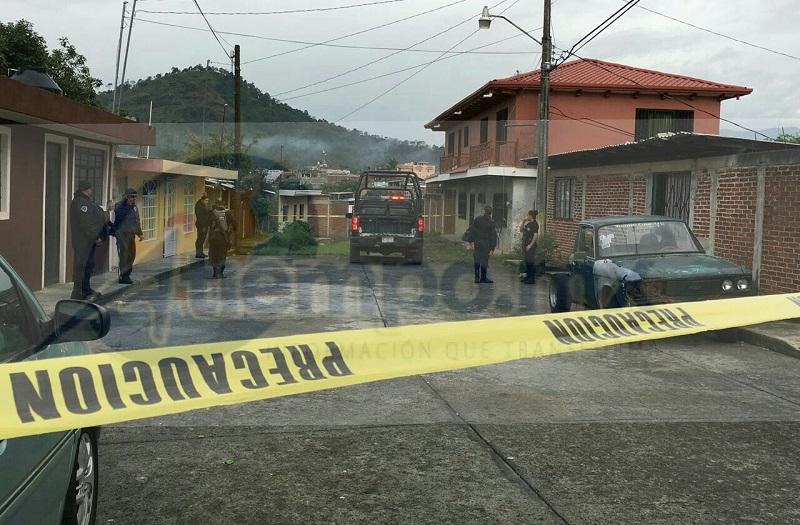 Al sitio se trasladaron los policías, quienes confirmaron que el joven ya no tenía signos vitales