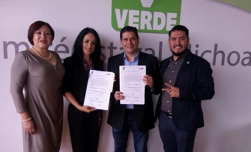 Para Ernesto Núñez, actual coordinador parlamentario del Partido Verde, esta encomienda será una oportunidad más para mantener la misma dinámica de trabajo