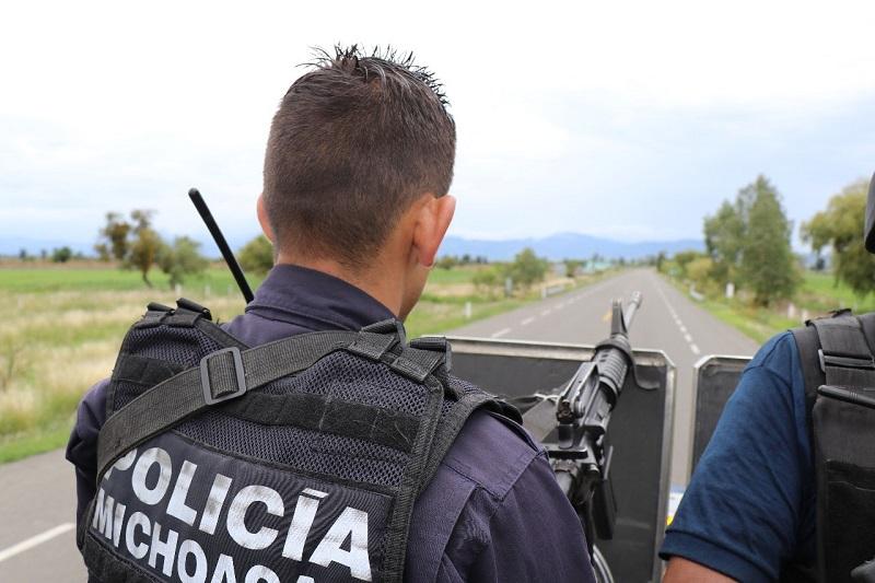 Los patrullajes y la instalación de filtros de seguridad en accesos a los municipios así como los sobrevuelos, han abonado a la búsqueda de objetivos criminales y personas implicadas en hechos ilícitos