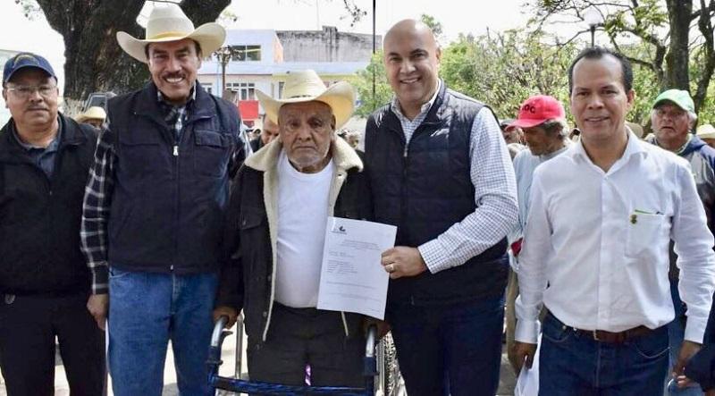 En Michoacán cuenta con un seguro que cubre daños por fenómenos meteorológicos en casi un millón de hectáreas, así como 121 mil cabezas de ganado y 72 mil metros cuadrados de granjas acuícolas