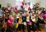 Zinapécuaro, municipio que inició estos reencuentros, envió su cuarto grupo de adultos y adultas mayores al vecino país del norte