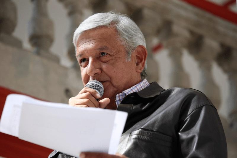 Andrés Manuel López Obrador, virtual presidente electo de México, dio a conocer los 50 lineamientos generales para el combate a la corrupción y política de austeridad republicana