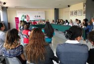 Mujeres priístas, gestionarán recursos a favor de los michoacanos