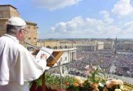 """El sábado pasado, Loretta Ortiz declaró que el Papa Francisco participaría de manera virtual en los foros vía Skype; """"la noticia de que el Santo Padre participará en esta conferencia no tiene fundamento"""", respondió Greg Burke"""