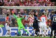 Las dianas y el buen trabajo del centrocampista Paul Pogba y del delantero Antoine Griezmann también fueron cruciales para que Les Bleus lograran su segunda estrella