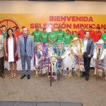 Todo listo para el Campamento Internacional de la Selección Mexicana de Baloncesto