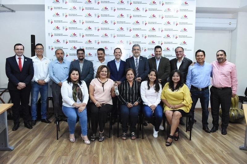 Como presidente del Consejo, el titular de la Sedeco, Jesús Melgoza Velázquez, explicó que es la primera vez que en Michoacán se crea este órgano, que dará seguridad y continuidad a las acciones que se emprendan en materia de impulso a al destilado