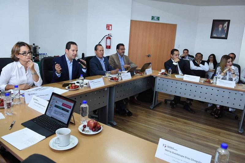 Alinea gabinete económico programas y proyectos estratégicos