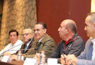 Así lo refirió el secretario de Gobierno, Pascual Sigala Páez, al encabezar una reunión del Gabinete Central y Descentralizado, quien hizo un llamado a mantener una dinámica de programas y actividades permanentes en beneficio de las michoacanas y los michoacanos