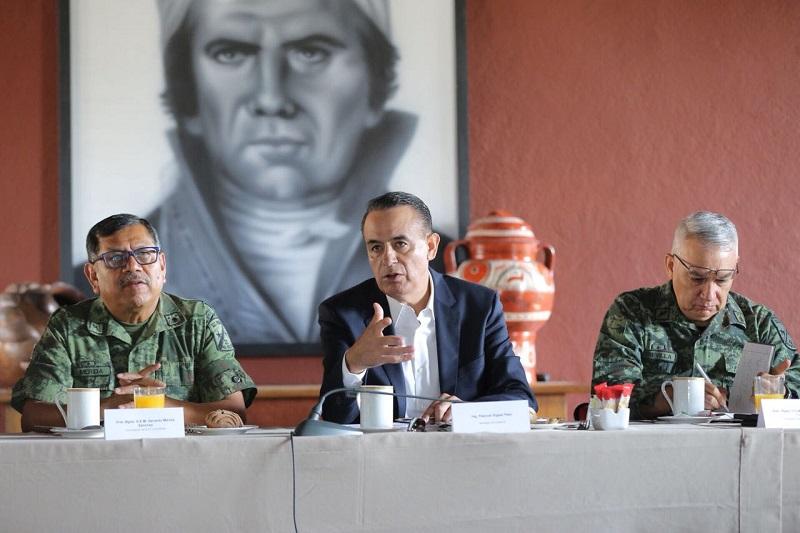 Llama GCM al gobierno estadounidense a evitar estigmatizar a Michoacán como estado inseguro