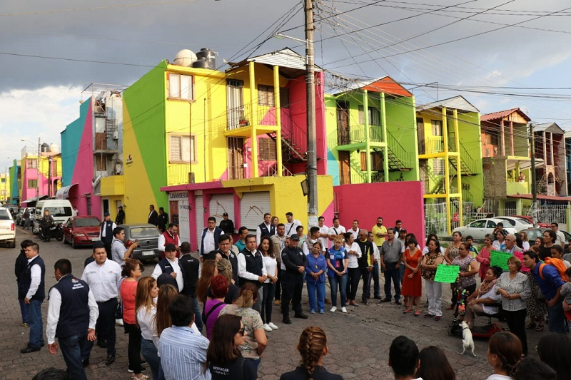 La Secretaría de Seguridad Pública implementa una serie de actividades preventivas con niños y jóvenes para alejarlos de conductas antisociales